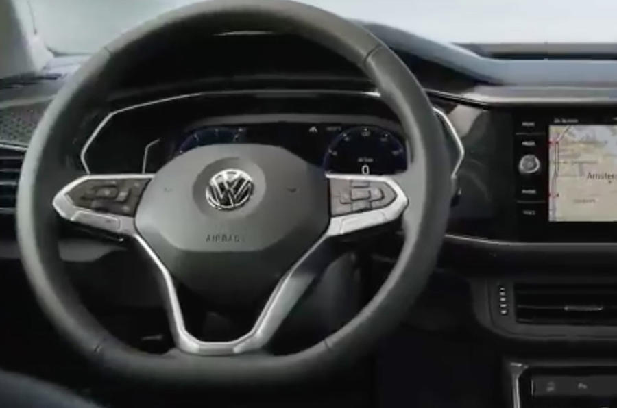 New video hints at Volkswagen T-Cross styling