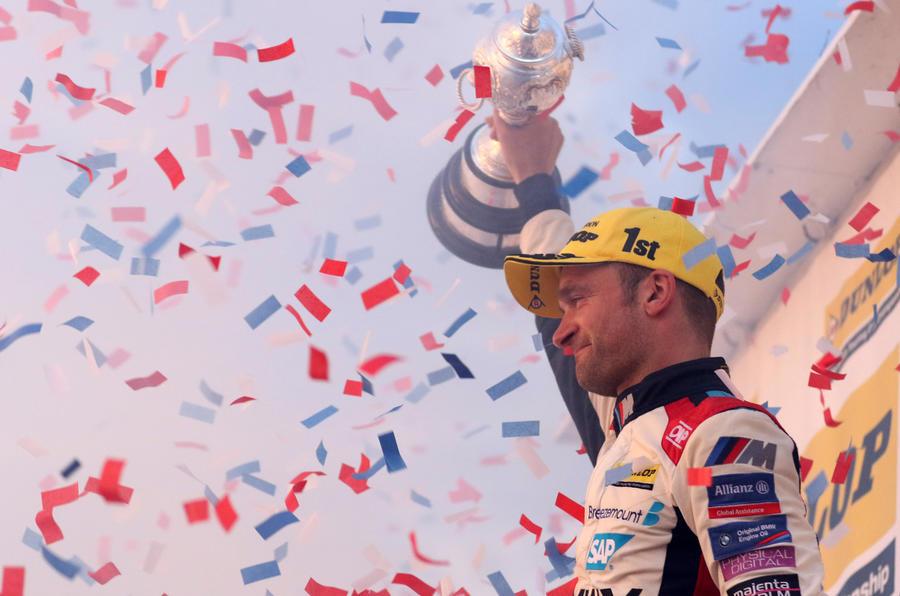 854deecb BTCC 2018: Turkington secures third title in Brands Hatch finale ...
