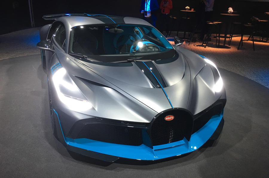 The Bugatti Chiron could be joined by a second model in the firm's line-up