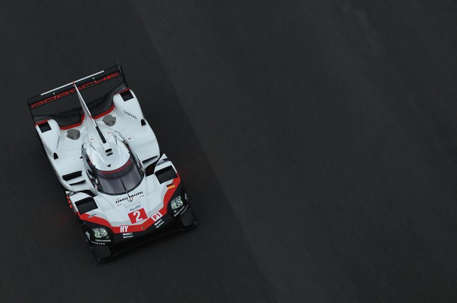 F1 vs WEC: Brendon Hartley