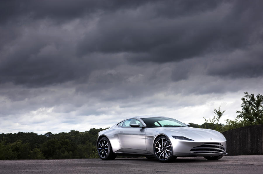 Aston Martin DB10 for sale auction