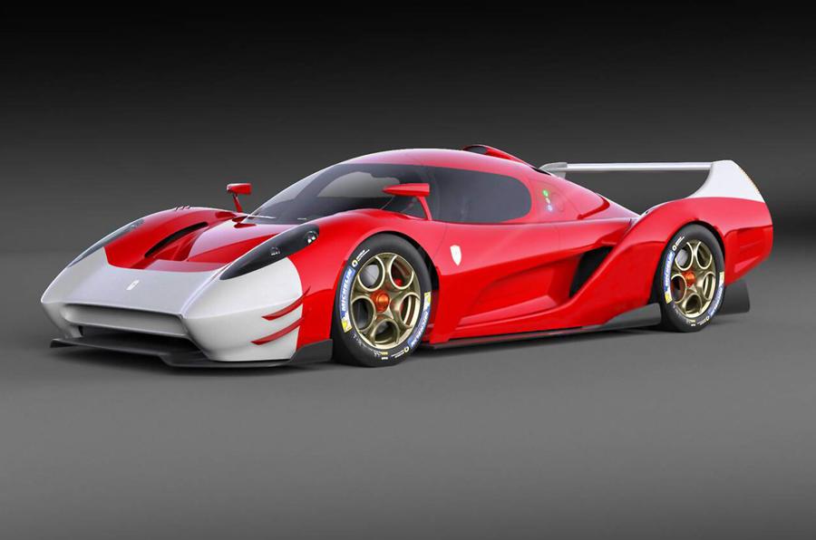 Scuderia Cameron Glickenhaus reveals hypercar for WEC