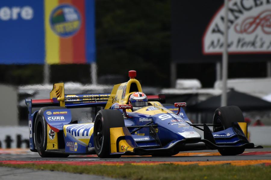 Rossi IndyCar