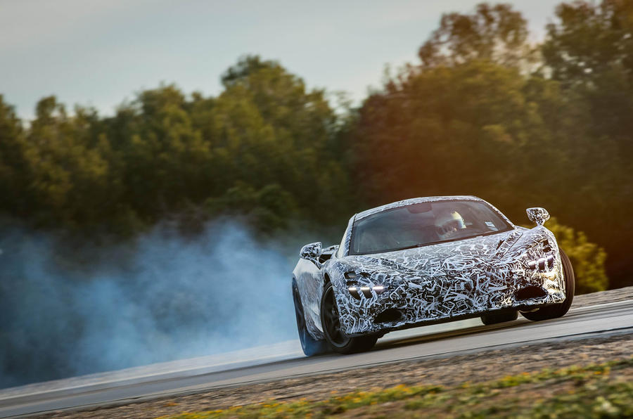 McLaren P14: 650S successor to get new active chassis