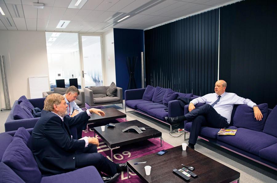 Jean-Philippe Imparato talks to Steve Cropley