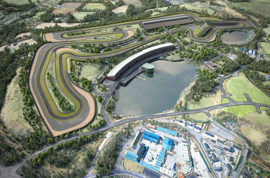 New Lake Torrent UK racing circuit to be built in Northern Ireland