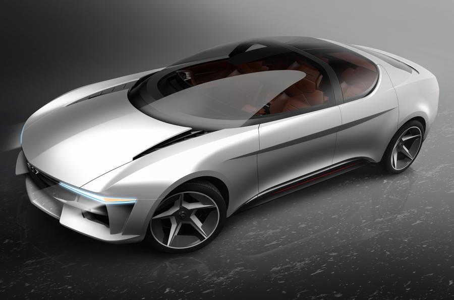 2018 - [Giugiaro] GFG Sybilla Concept 01_anteriore