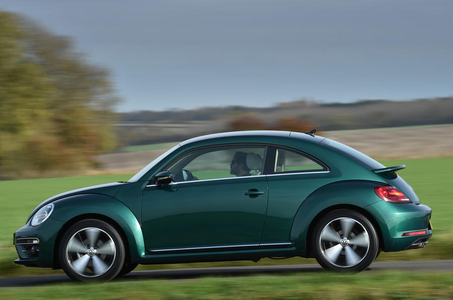Volkswagen will not replace the Beetle
