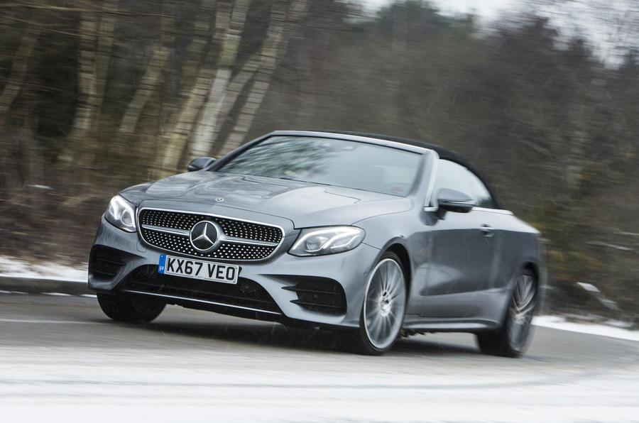 Mercedes C Matic Review