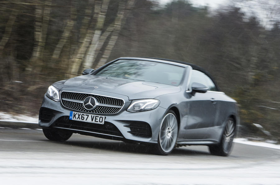 Mercedes E400 Convertible >> Top 10 Best Convertibles & Cabriolets 2020 | Autocar