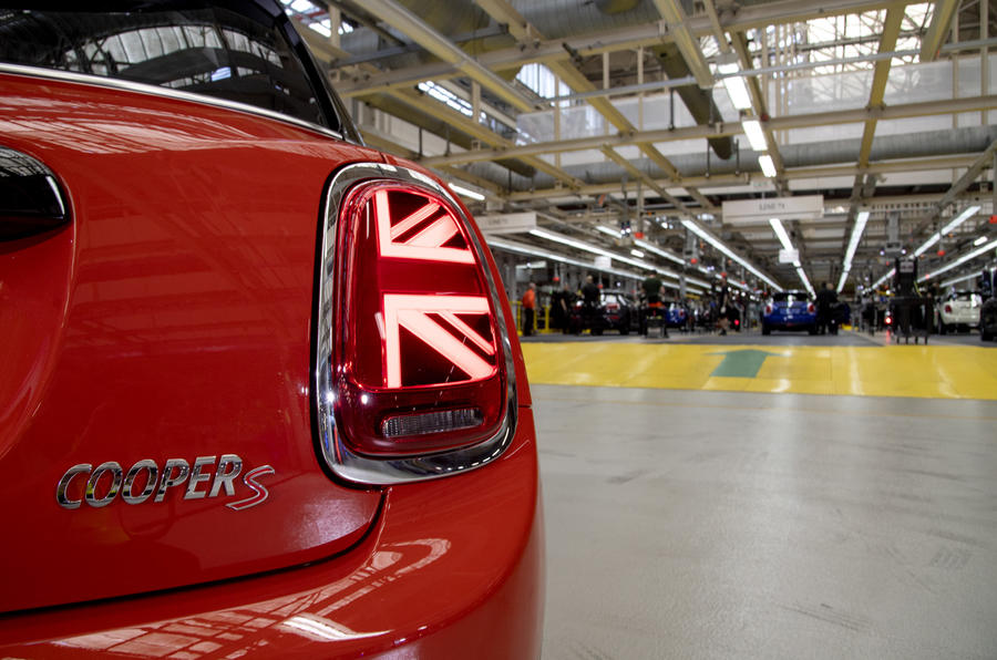 Mini Could Move Some Production Out Of Uk After Brexit Autocar