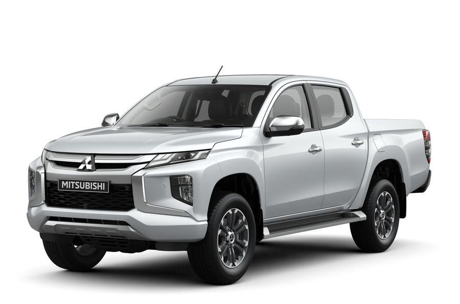 mitsubishi reveals revised l200 with 'significant' changes | autocar
