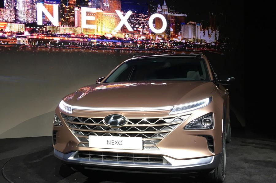 Hyundai Nexo FCEV