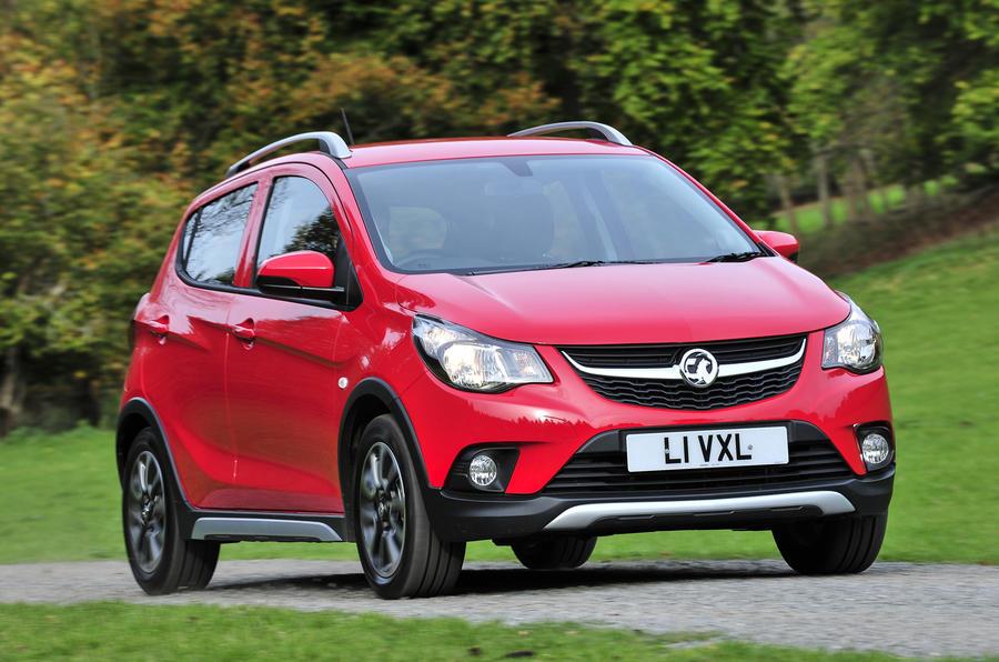 3.5 star Vauxhall Viva Rocks