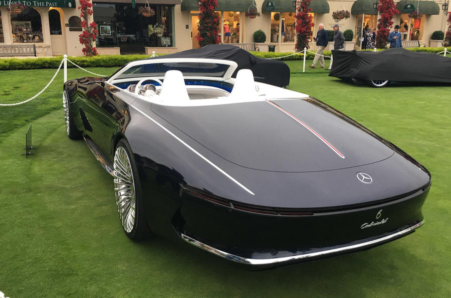 Maybach Retractable Roof Amp Mercedes Maybach Wideshot