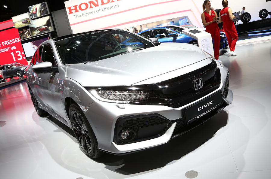 Honda Civic diesel pricing confirmed to start at £20,120