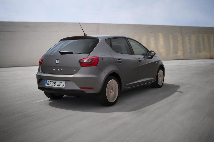Seat Ibiza rear