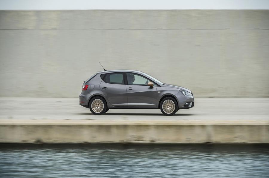 £13,245 Seat Ibiza 1.0 TSI 95