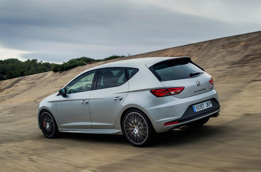 2016 seat leon cupra 290 review review autocar. Black Bedroom Furniture Sets. Home Design Ideas