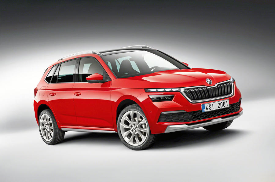 New Skoda Kamiq Crossover: Nissan Juke Rival Revealed