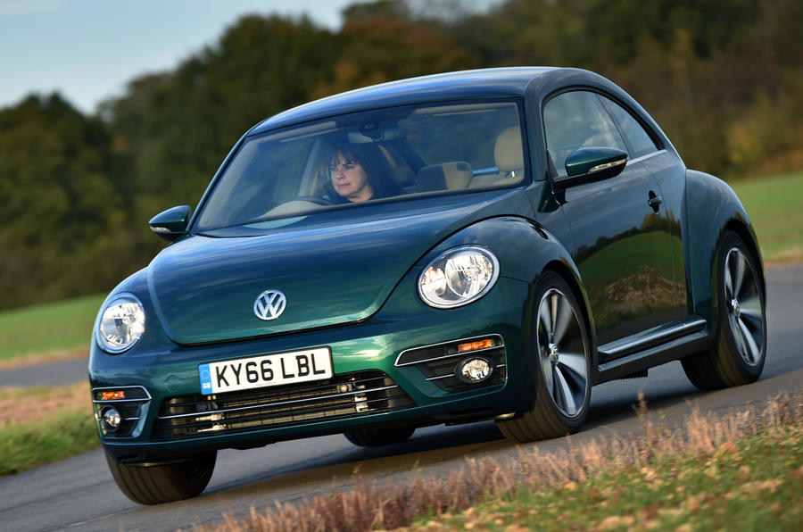 Volkswagen confirms that it will end production of the Beetle