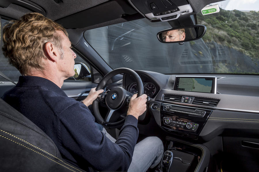 New BMW X2