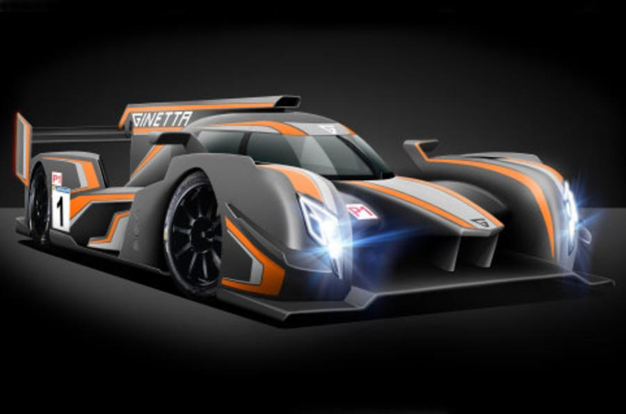 up to six ginetta lmp1 cars may race at 2018 le mans autocar. Black Bedroom Furniture Sets. Home Design Ideas