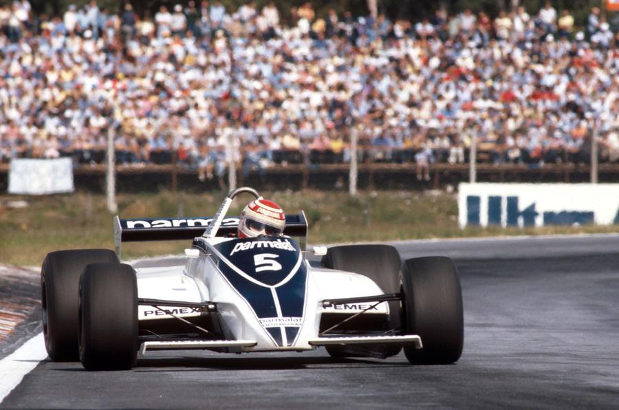 Nelson Piquet 1981