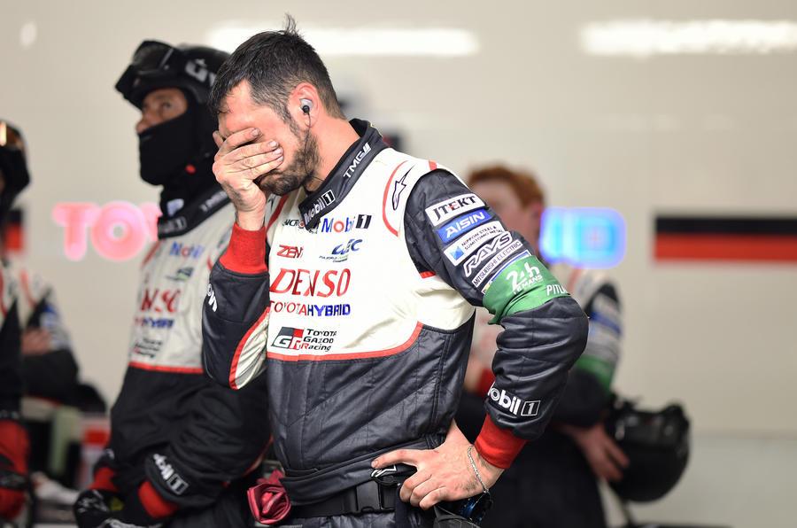 Toyota Le Mans 2017