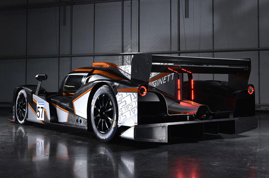 Two Ginetta LMP1 cars confirmed for 2018 WEC and Le Mans | Autocar