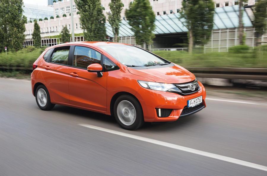 Honda Jazz SE Navi