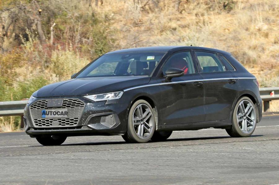 2020 Audi S3 Review.New Audi A3 Seen Undisguised Ahead Of Early 2020 Launch