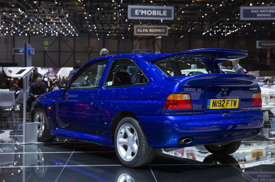 Ford Escort Cosworth (1992)