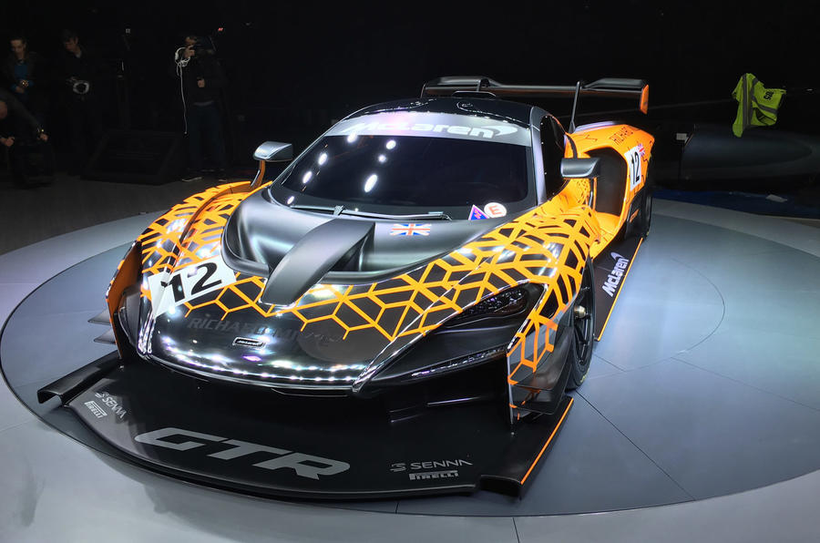Opinion: Why the world needs cars like the McLaren Senna GTR