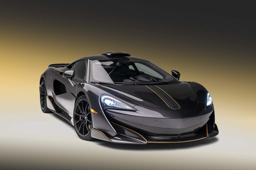 Mclaren 600lt By Mso Revealed Ahead Of Pebble Beach Debut