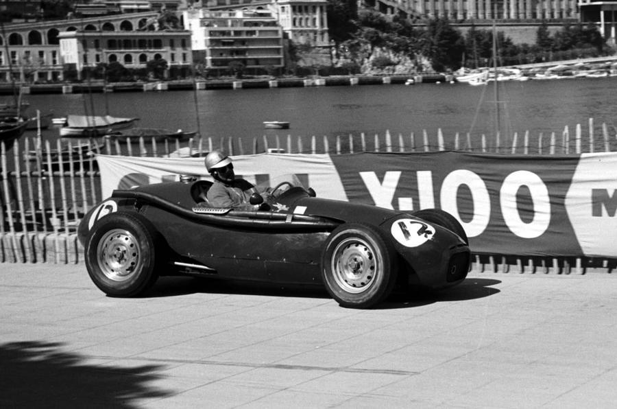 Ecclestone Connaught 1958