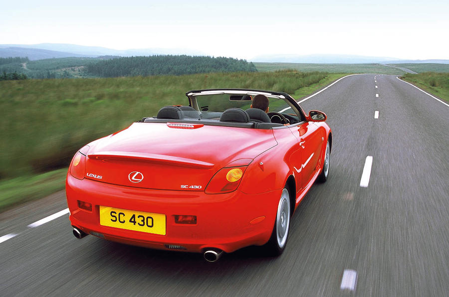 Used car buying guide: Lexus SC430 | Autocar