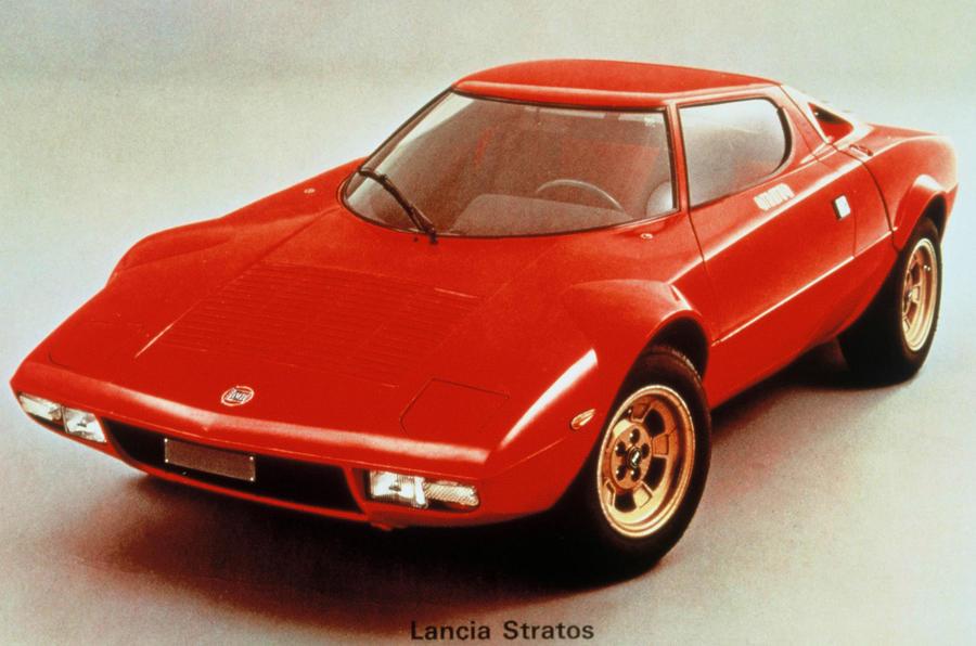 Lancia Stratos HF (1974)