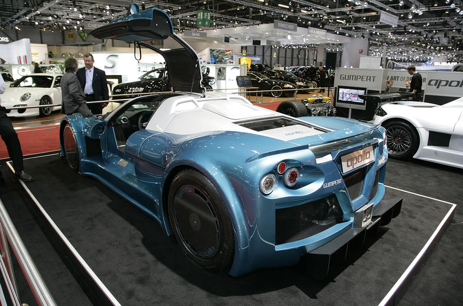 Gumpert Apollo Speed