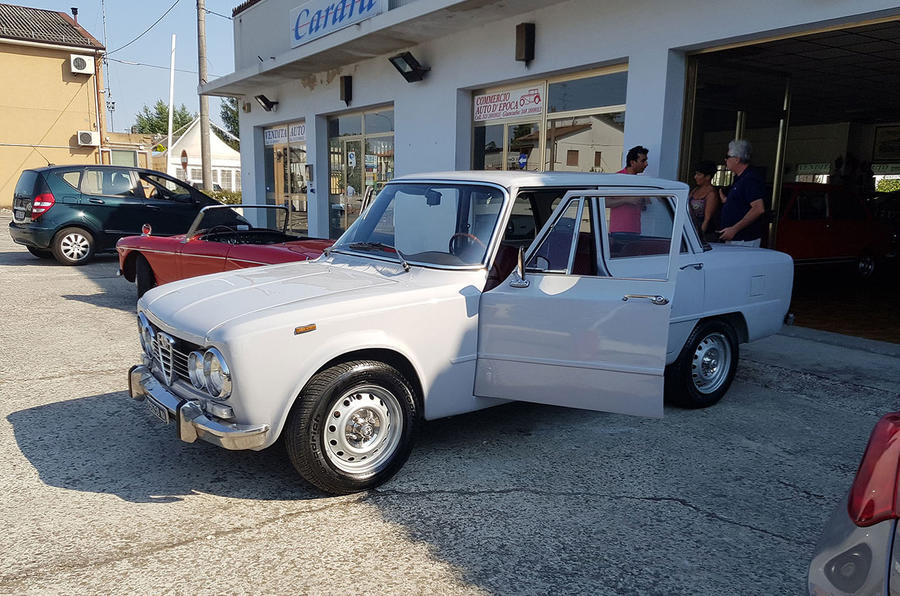 Why An Yearold Bought A Alfa Romeo Giulia Autocar - Alfa romeo giulia 1972