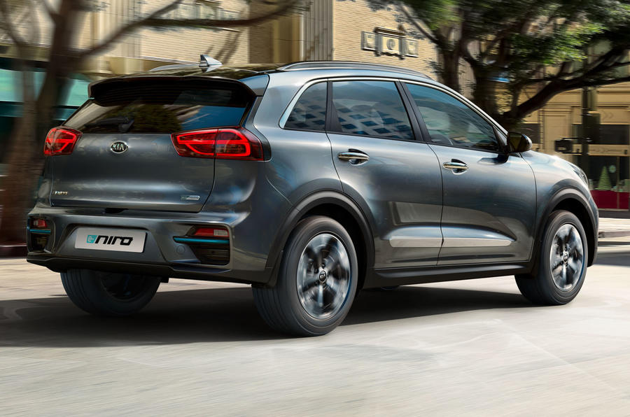 3,000 people on waiting list for electric Kia e-Niro
