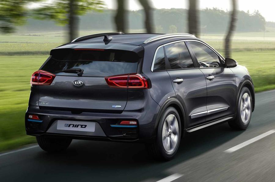 Kia E Niro Extra Supply Of Upgraded Ev For 2020 Autocar