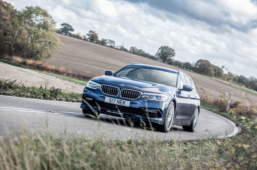 Alpina B5 Biturbo Touring 2018 Uk Review Autocar