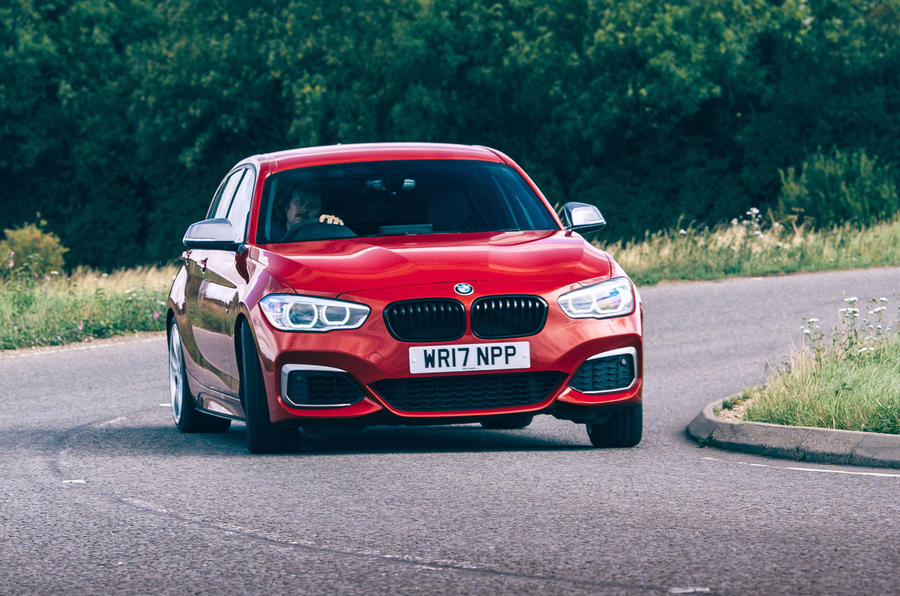 Birds BMW m140i 2020 UK first drive review - hero front