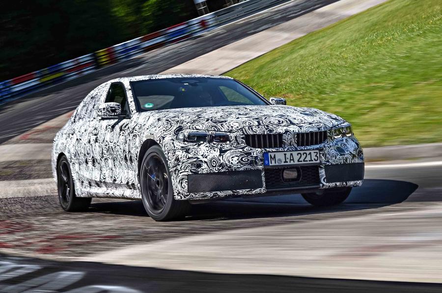 First drive: BMW 330i M Sport prototype