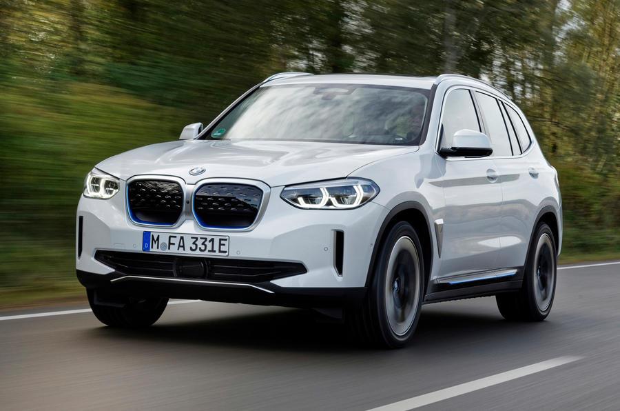 BMW iX3 2020 : premier bilan de conduite - un héros en vue