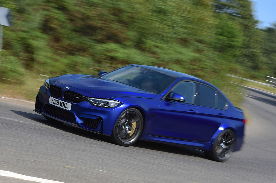 BMW M3 CS 2018 UK Review