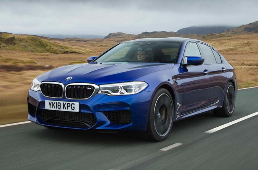 New BMW M5 Competition revealed: imposing levels of thrust