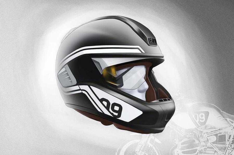 BMW Vision Ride Helmet