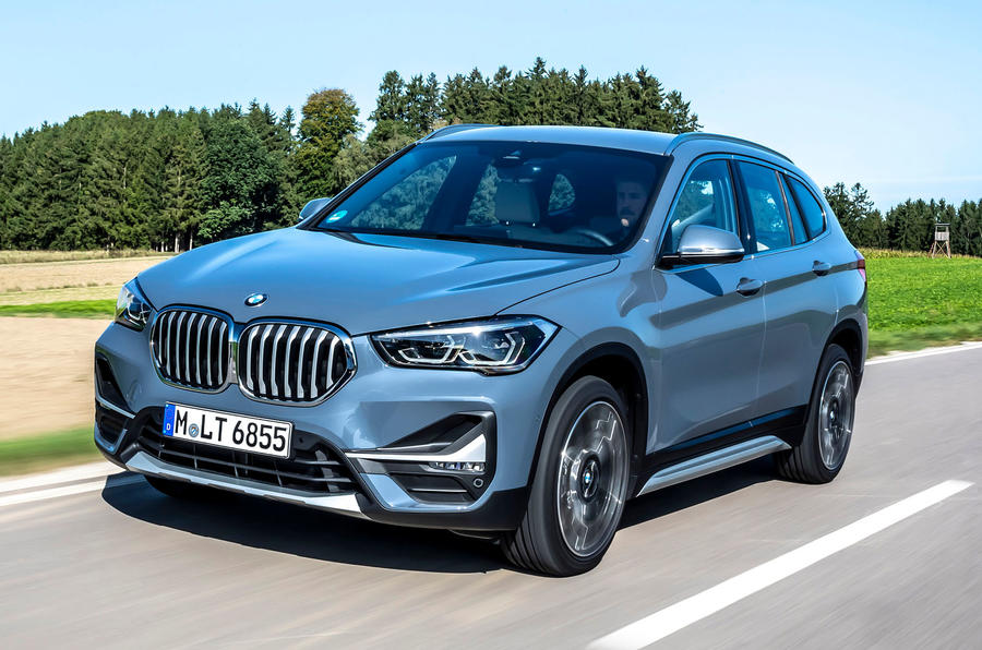 BMW X1 25d 2019 first drive review - hero front